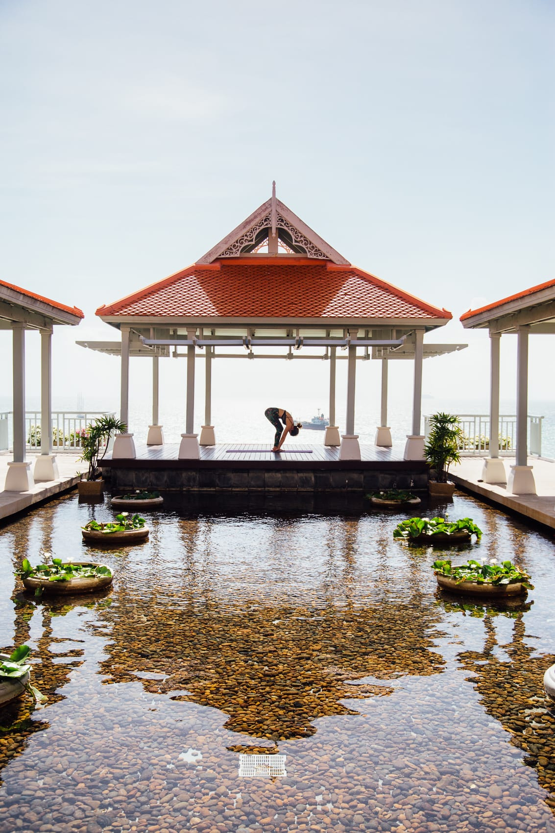Thailand - Amatara Wellness Resort auf Phuket/ Panwa Beach