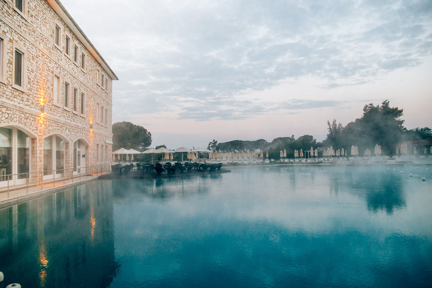 Entdecke die südliche Toskana - Italien Reisetipps Terme di Saturnia Spa & Golf Hotel