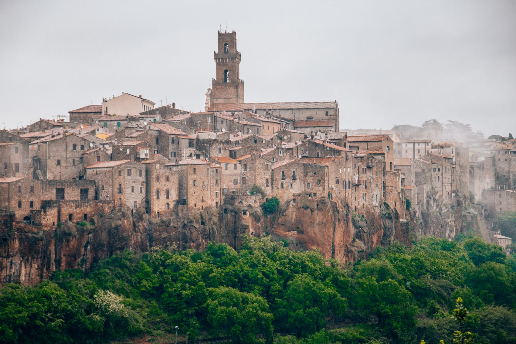 Entdecke die südliche Toskana - Italien Reisetipps Maremma, Saturnia und Pitigliano