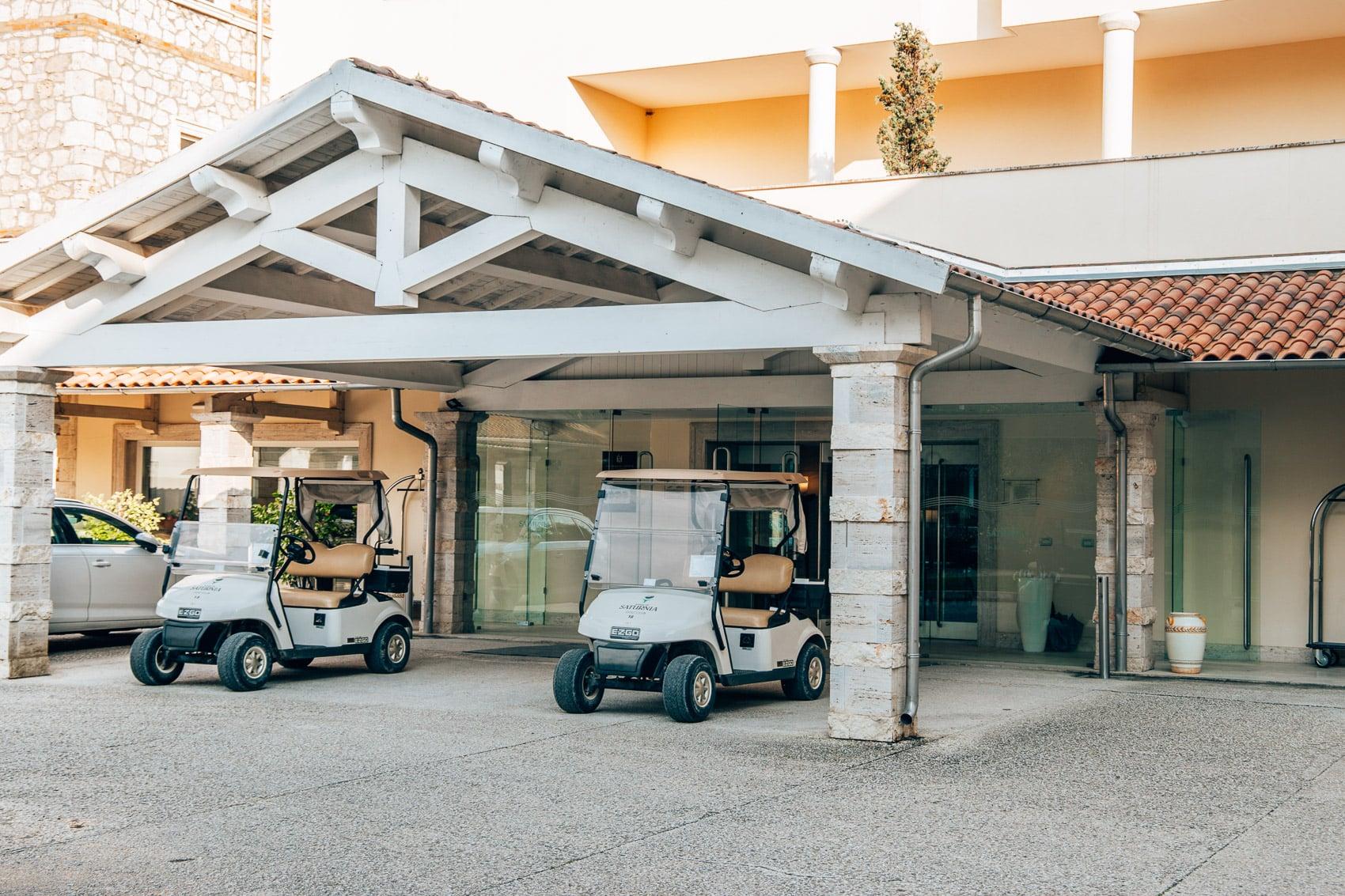 Wellnesshotel in der Toskana - Terme di Saturnia Spa & Golf Resort