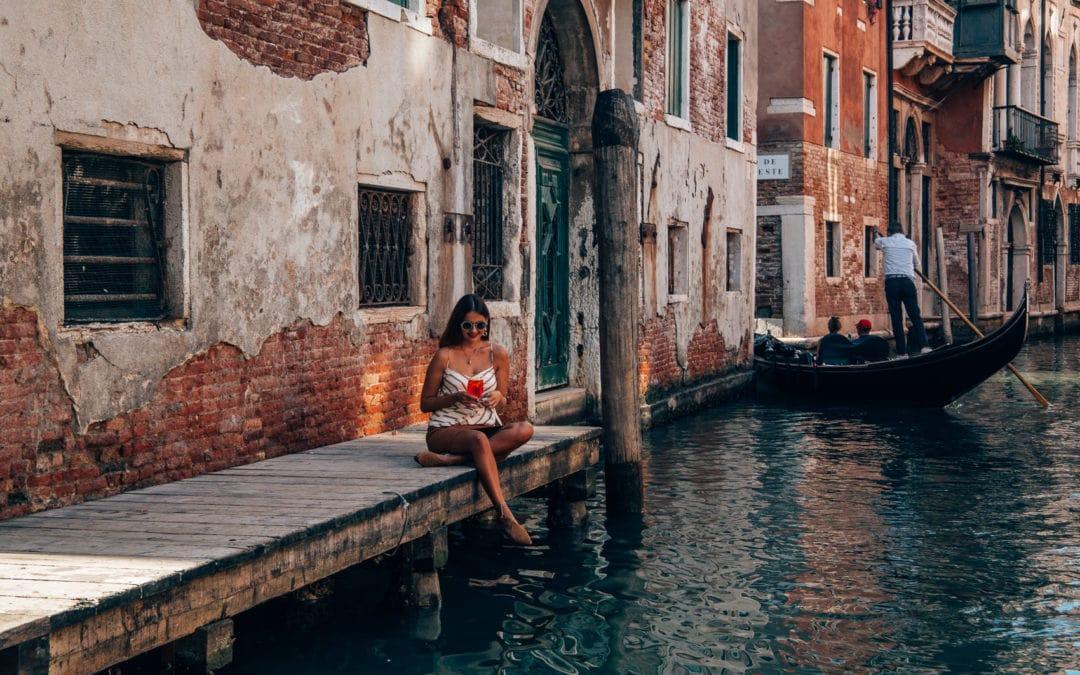 Die Lagunenstadt Venedig 1986 und 2018 – Ein Fototagebuch