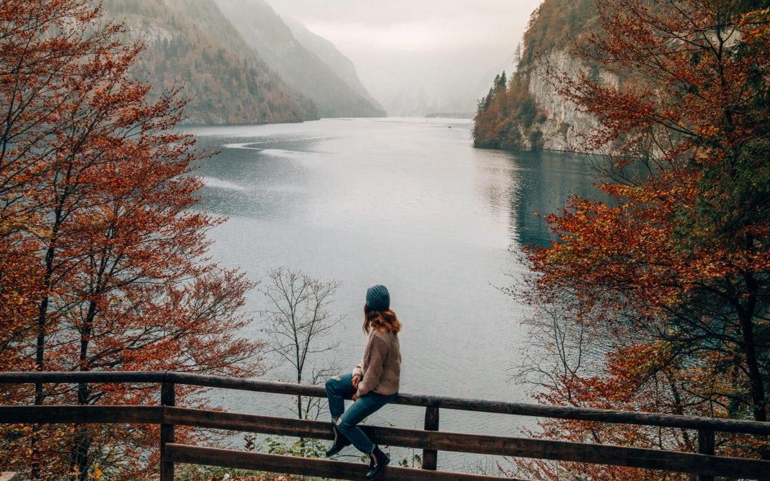 Herbst am Königssee – Stylingtipps für die kalte Jahreszeit