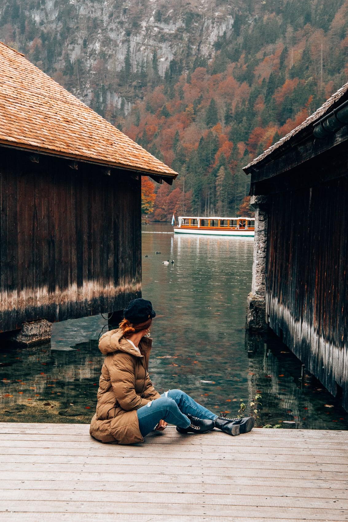 Herbst am Königssee - Stylingtipps für den die kalte Jahreszeit