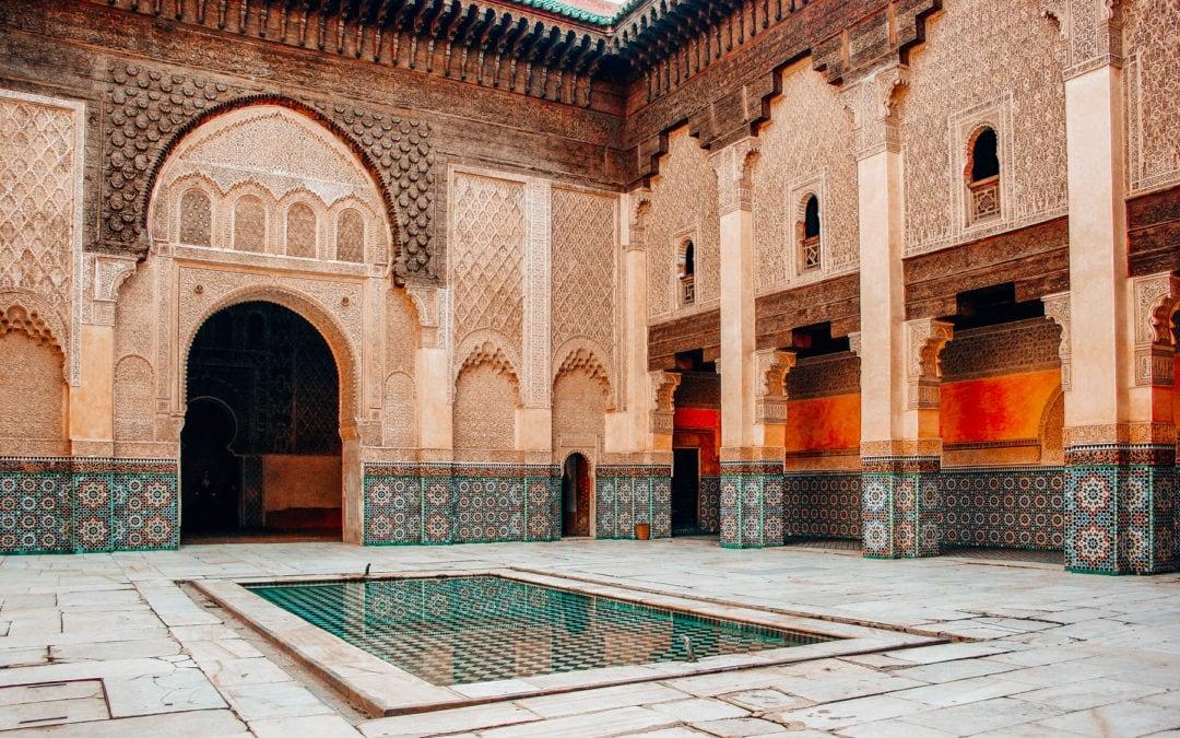 Die 10 schönsten Fotospots in Marrakesch
