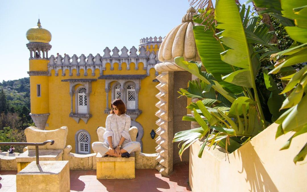 Palacio Nacional de Pena – die schönsten Fotospots in Sintra/ Portugal