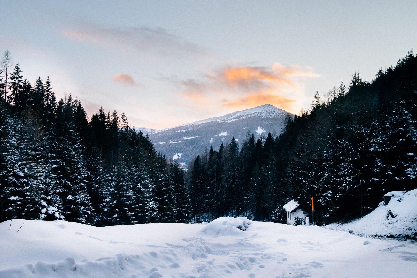 """Mariapfarr im Lungau - eine Winterreise zu den Wurzeln von """"Stille Nacht"""""""