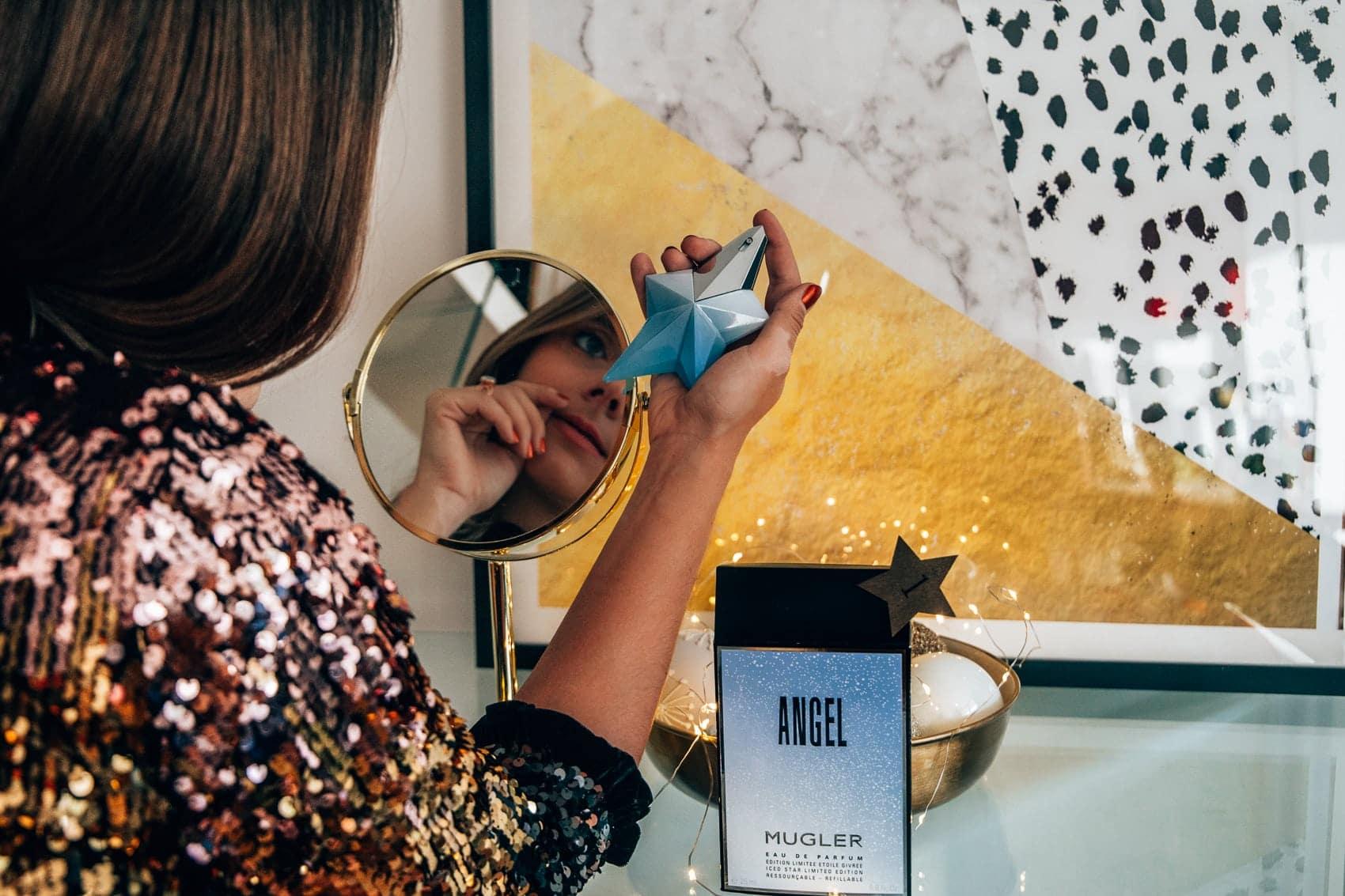 Adventskalender Türchen 1: Thierry Mugler Angel Parfum