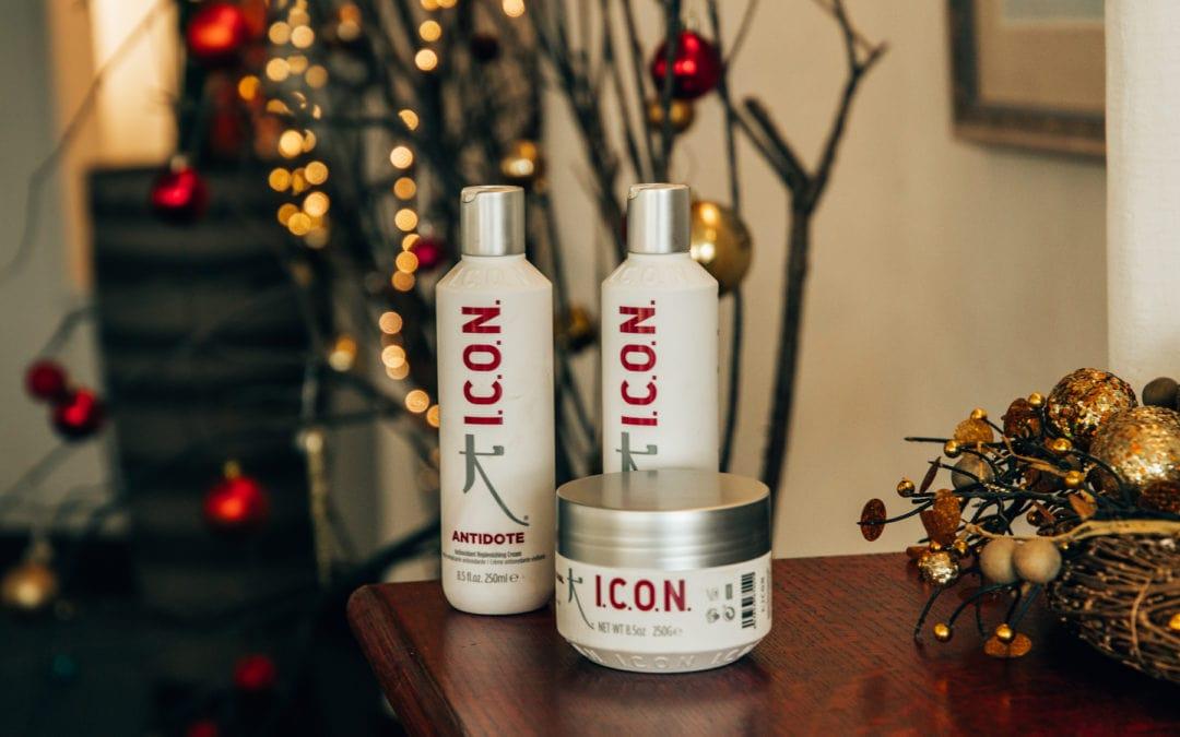 Adventskalender Türchen 18: ICON Haarpflege im Wert von 100 Euro