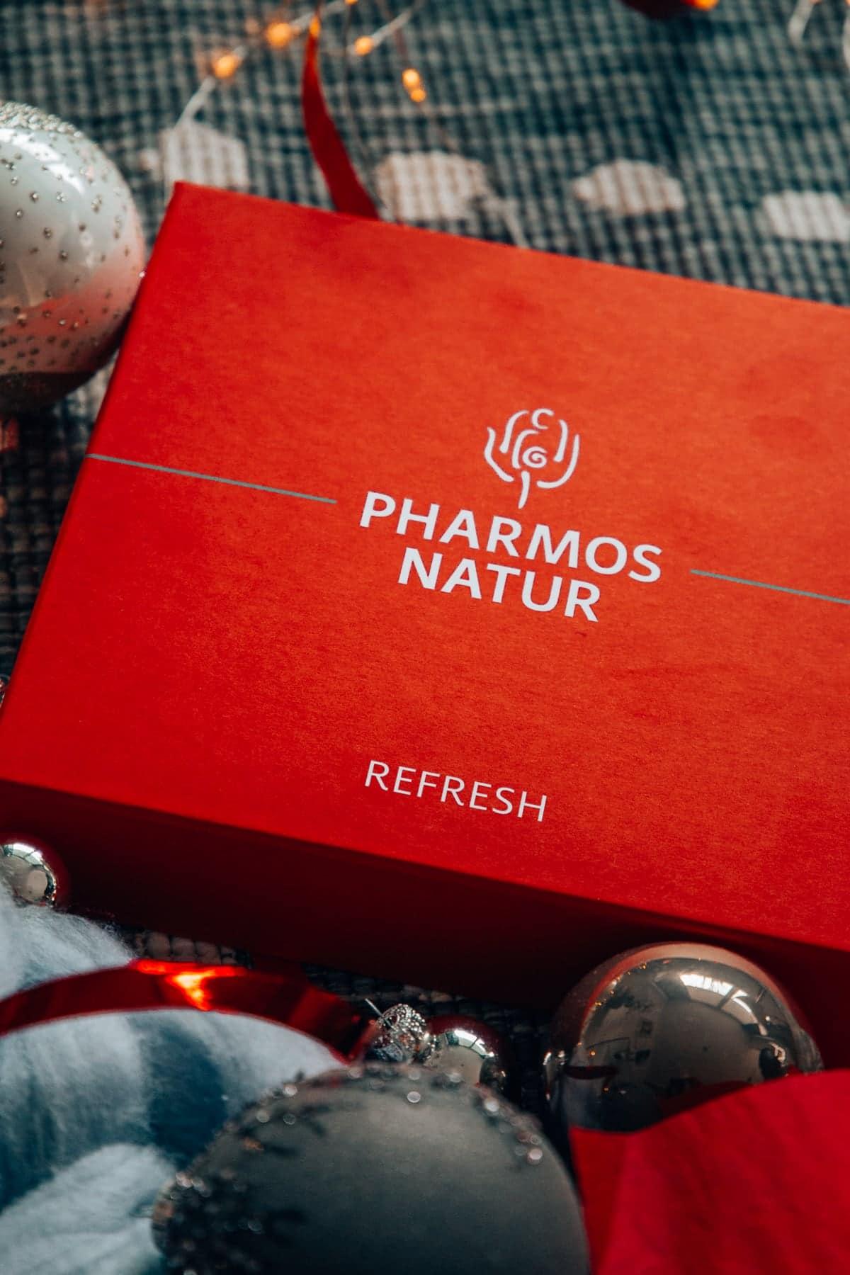 Adventskalender Türchen 24: 3x Pharmos Natur Sets im Wert von 370 Euro
