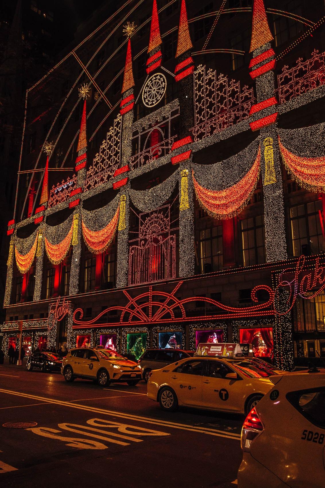 Weihnachten in New York: 5 Dinge, die du sehen musst!