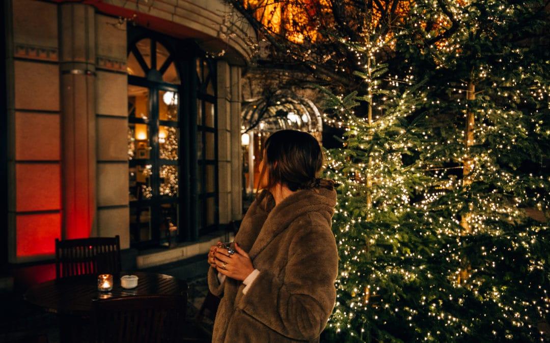 Ein Adventswochenende im Hotel Nassauer Hof Wiesbaden