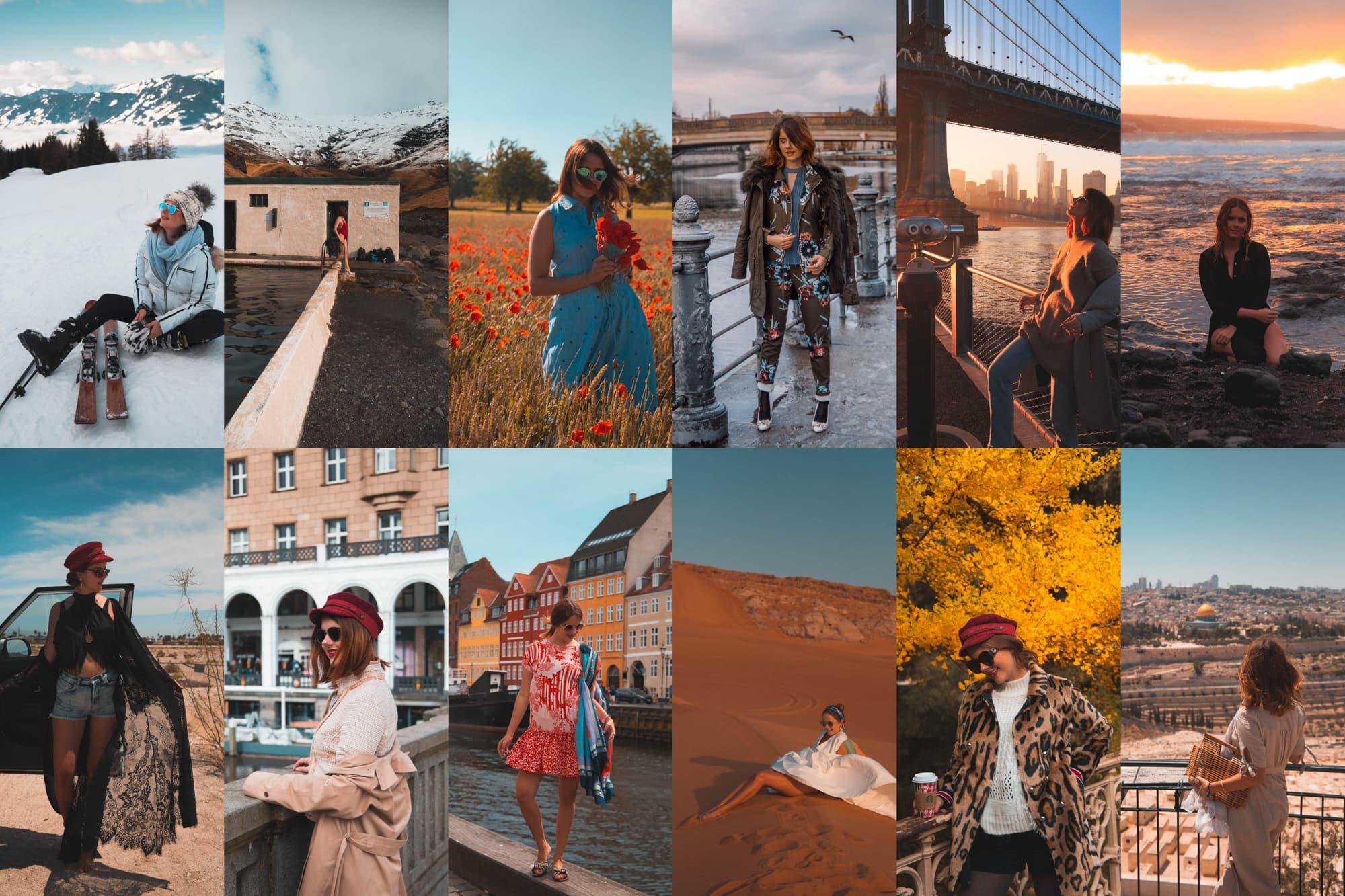 Meine Reisen 2018: Was ich erlebt und gelernt habe
