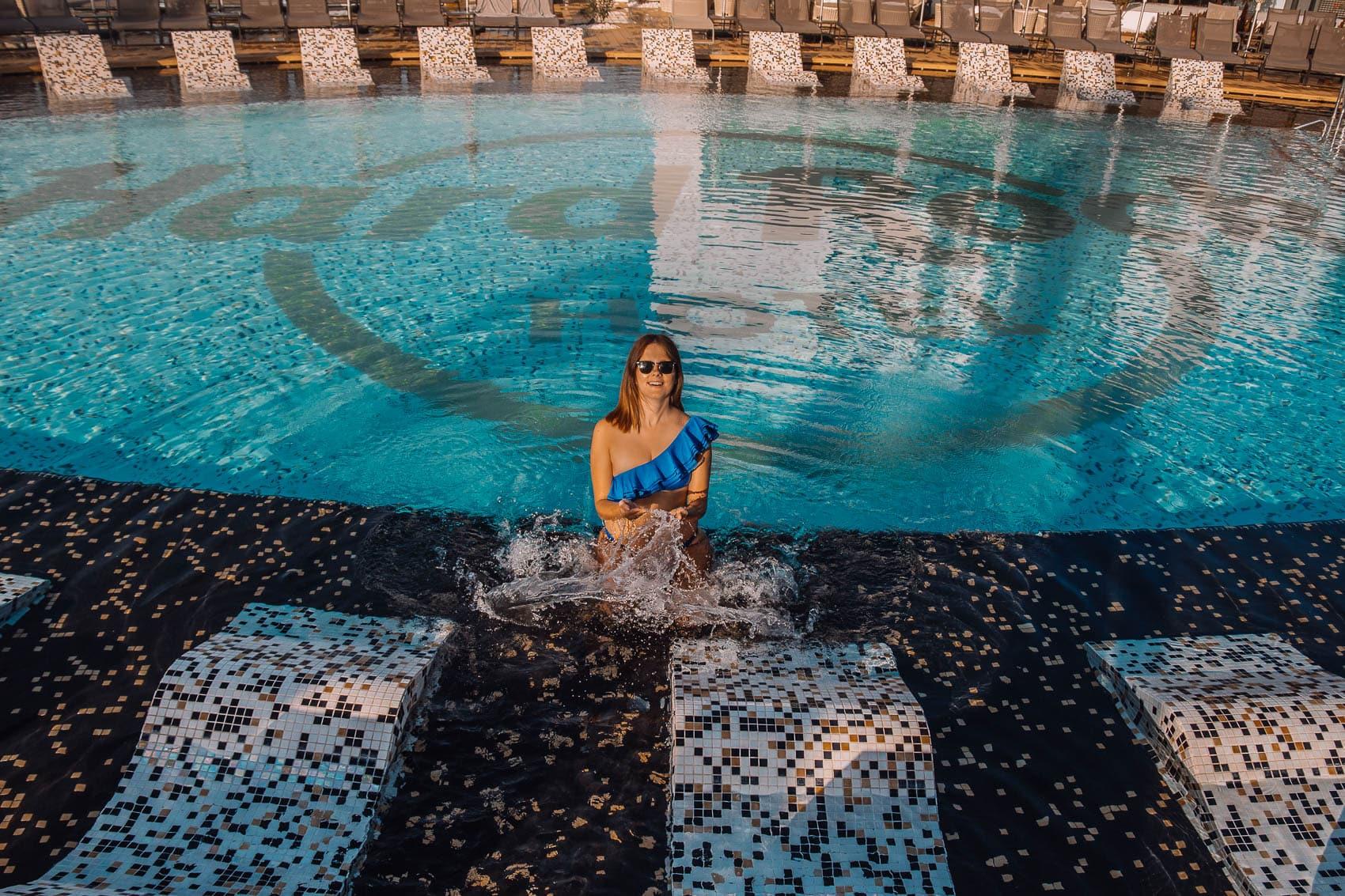 Hard Rock Hotel Teneriffa - Girls just wanna have fun!