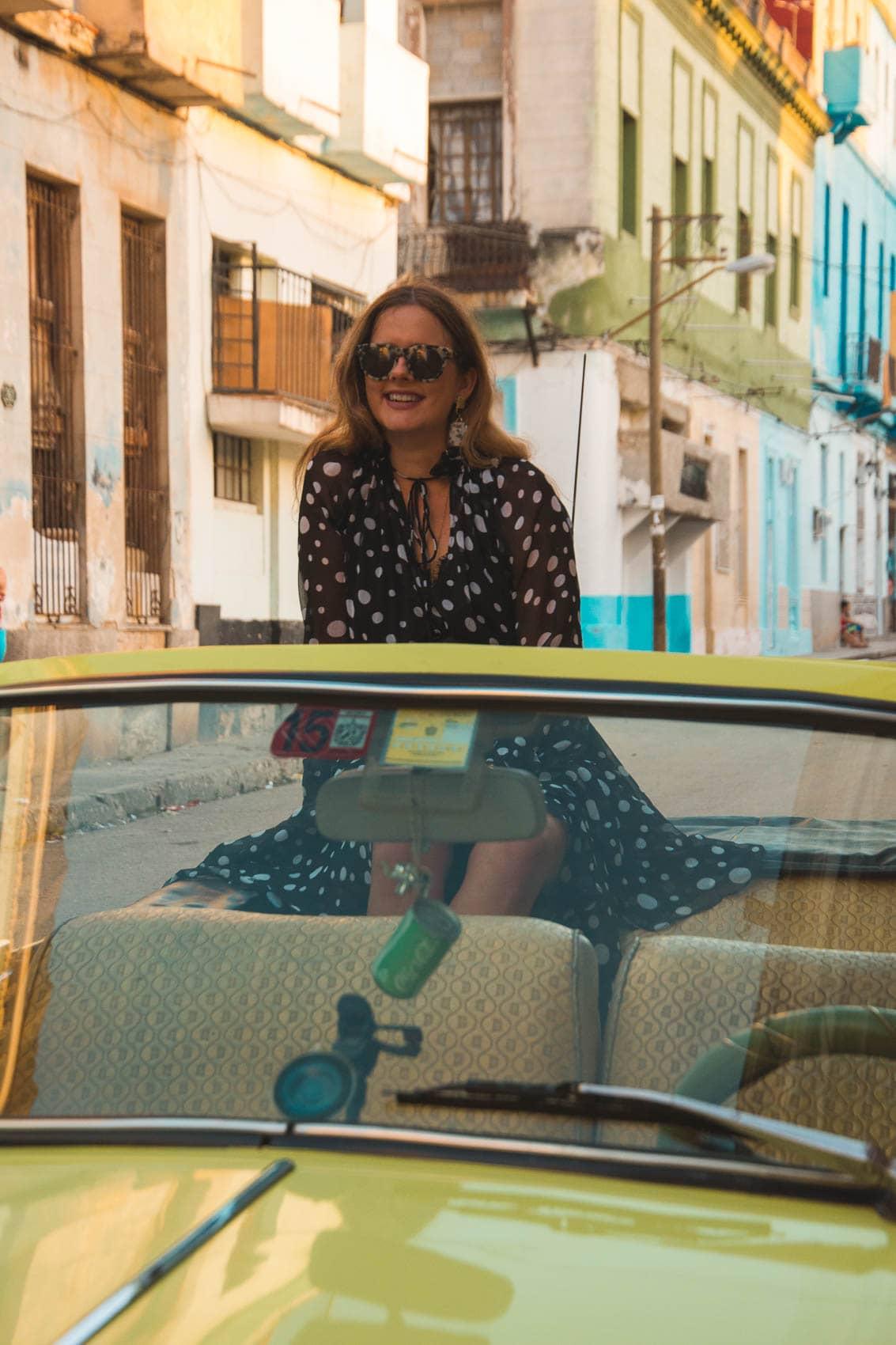 Kubareise Havanna