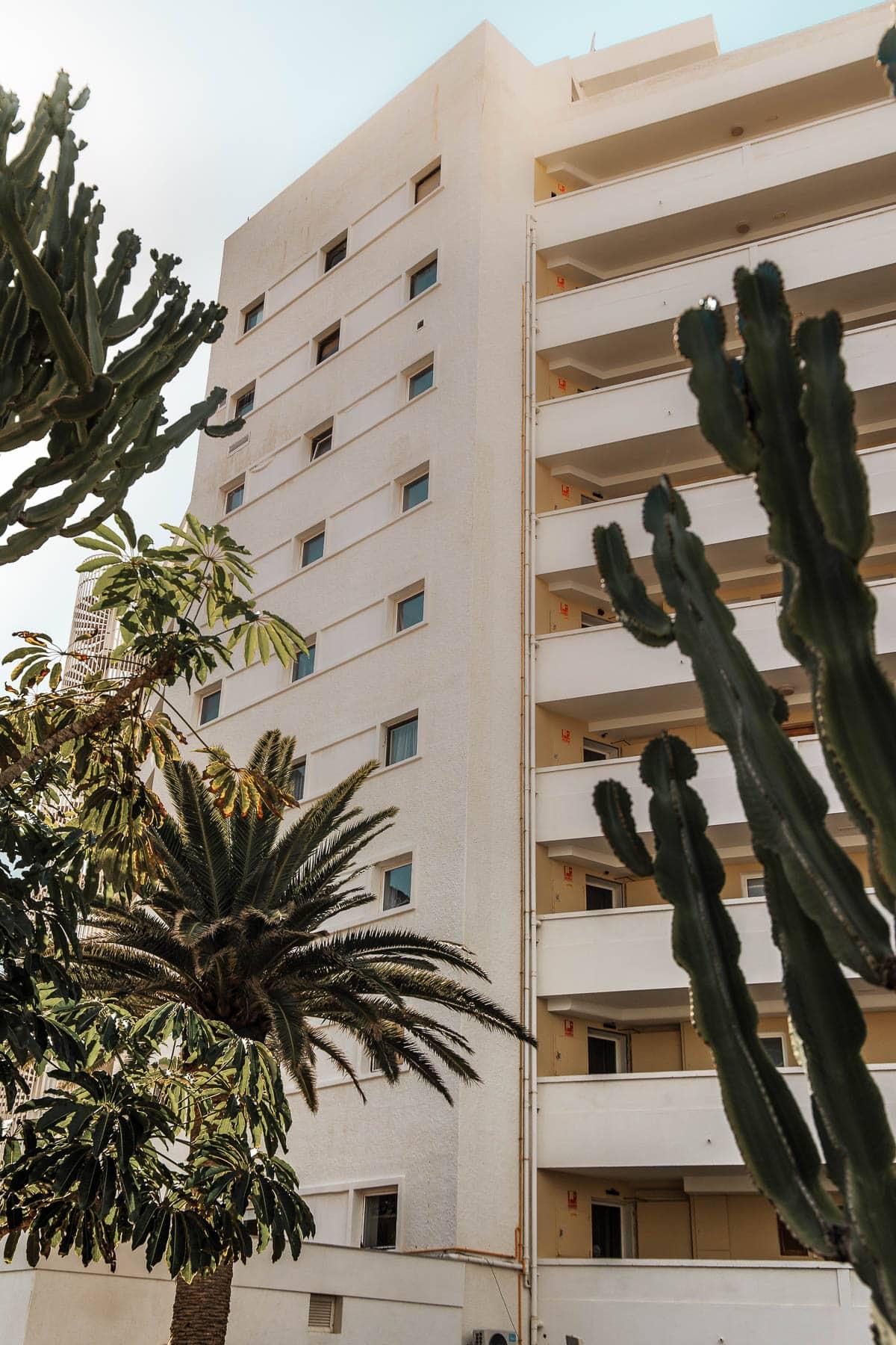 Punta del Hidalgo - OCÉANO Hotel Health Spa