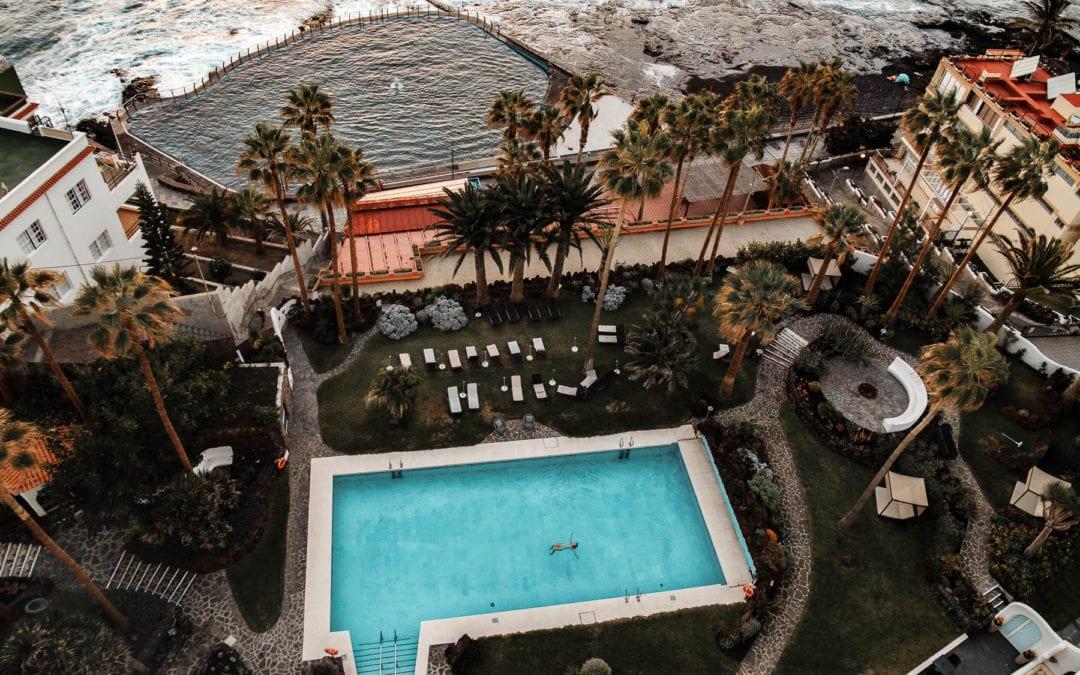 Punta del Hidalgo – OCÉANO Hotel Health Spa