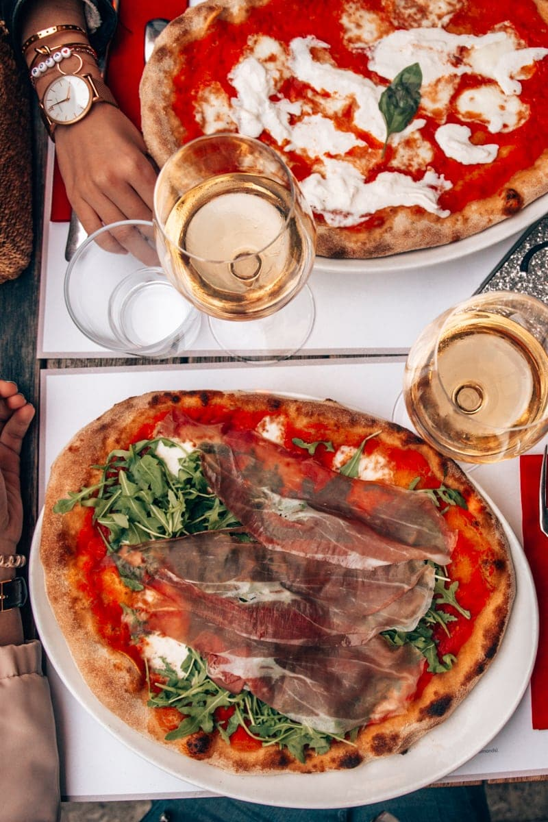 Mailand Food Guide - Restauranttipp Obicà für Pizza und Pasta