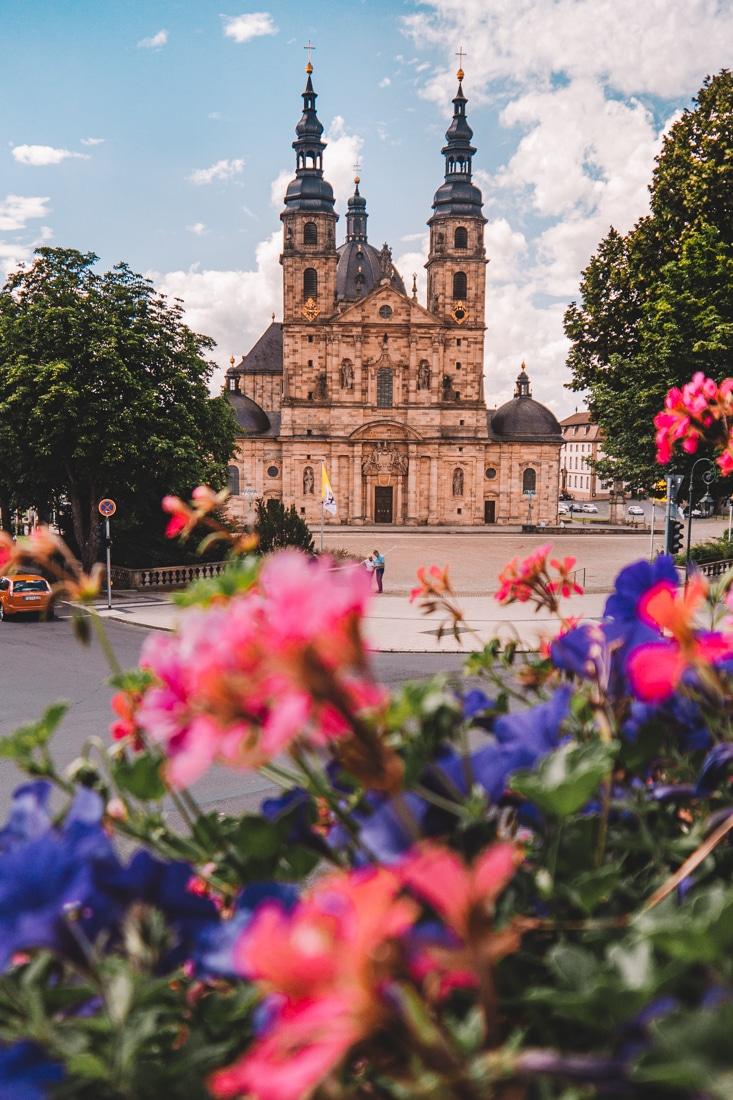 Rhön Urlaub - Städtereise nach Fulda