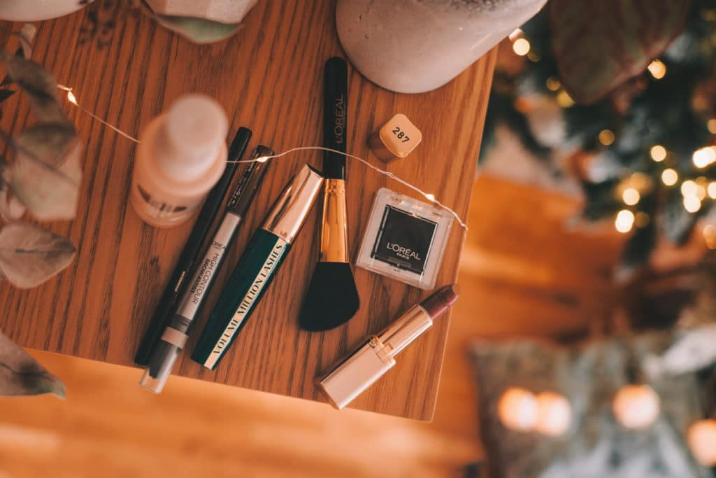 Adventskalender Türchen 18: L'Oréal Make-Up Paket