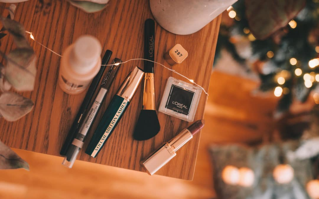 Adventskalender Türchen 18: L'Oréal Make-Up Paket