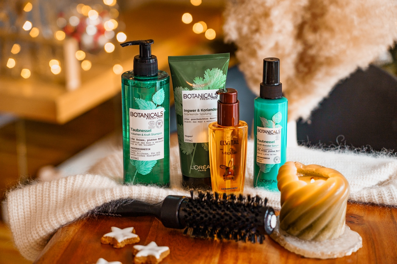 Adventskalender Türchen 2: L'Oréal Paris Hair Paket