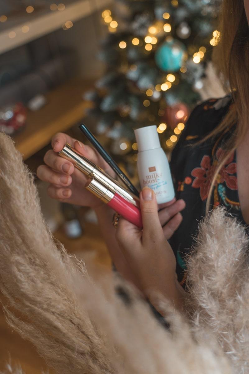 Adventskaleder Türchen 21: Clarins Make-Up Set