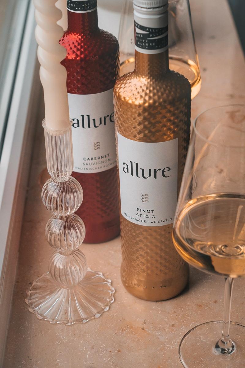 Adventskalender Türchen 22: 3x Allure Wein Pakete
