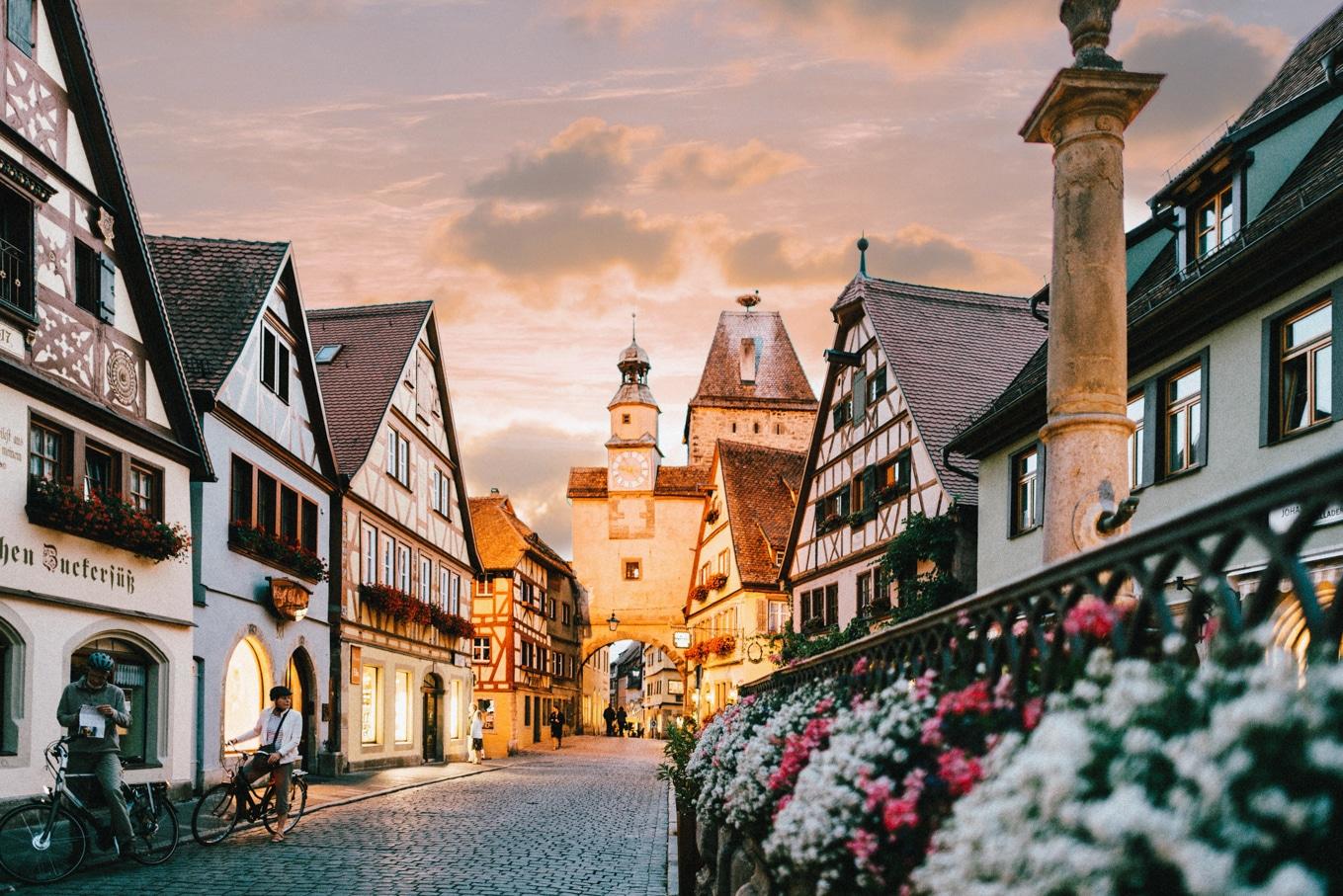 Roadtrip durch Süddeutschland: Romantische Straße bis Würzburg