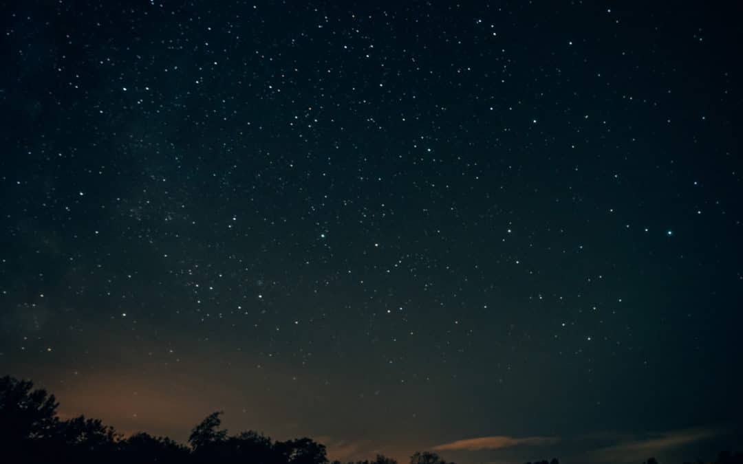Sterne beoachten im Dark Sky Park Lauwarsmeer in Holland
