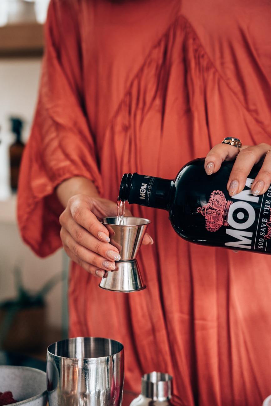 Gin Cocktail Rezepte abseits von Gin Tonic - Workshop mit MoM Gin