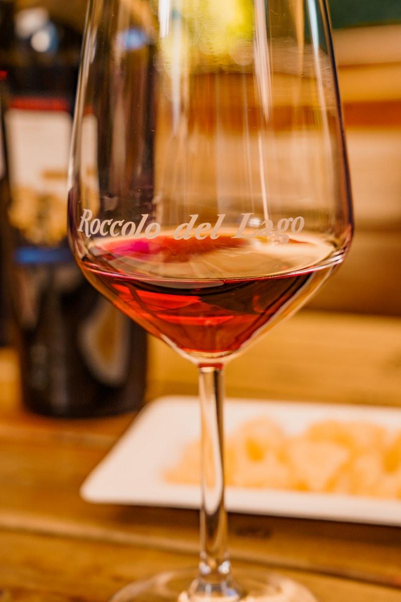 5 Tipps für deine Italien Reise rund um Lazise am Gardasee - Weinprobe bei Roccolo del Lago