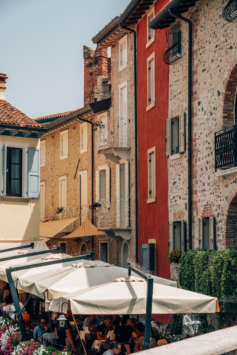 5 Tipps für deine Italien Reise rund um Lazise am Gardasee: Tortellini essen in Borghetto