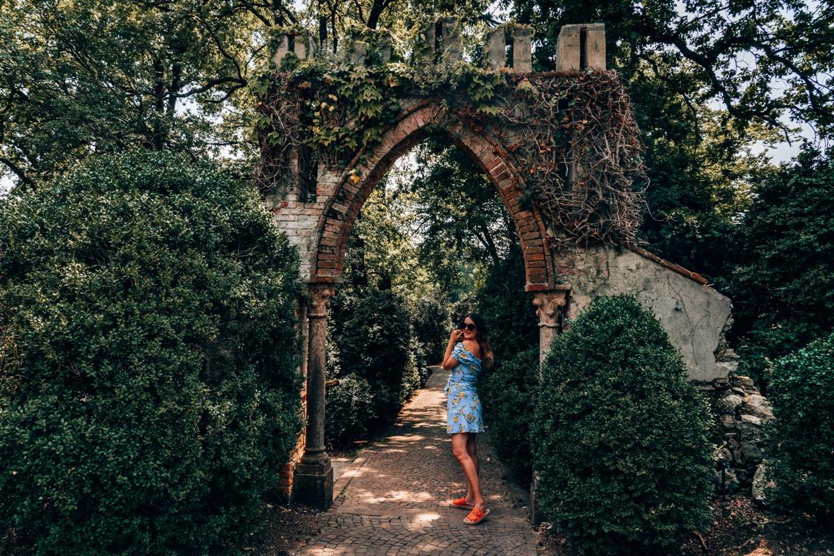 5 Tipps für deine Italien Reise rund um Lazise am Gardasee: Parco Giardino Sigurtà