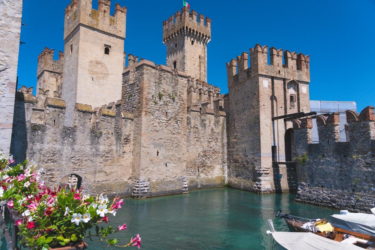 5 Tipps für deine Italien Reise rund um Lazise am Gardasee - Ausflug nach Sirmione