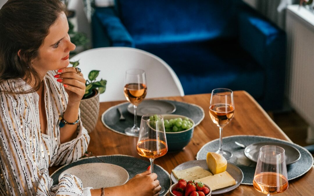 Mein Provence Moment in Deutschland – Ein Rosé Abend mit Freunden